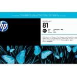 HP INC. C4950A HP 81 BLACK DYE PRINTHEAD AND CLEANER