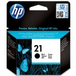HP INC. C9351AE#UUS HP CARTUCCIA NERO N.21 5ML 190 PAGINE