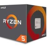 AMD YD160XBCAEWOF AMD RYZEN 5 1600X