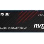 NVIDIA BY PN M280CS3030-500-RB 500GB PNY XLR8 CS3030 SERIES M2 PCIE NVME SATA3