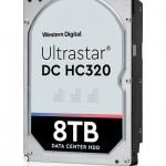 WESTERN DIGI 0B36400 HUS728T8TAL5204 - ULTRASTAR DC HC320 8TB SAS 3.5