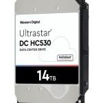 WESTERN DIGI 0F31284 WUH721414ALE6L4 - ULTRASTAR HC530 14TB SATA 3.5