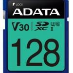 ADATA TECHNO ASDX128GUI3V30S-R 128GB ADATA SDXC UHS-I U3 V30S (R100MB/S)