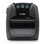 ZEBRA ZQ22-A0E12KE-00 ZQ220,3  DT PRINTER, BT, LINERLESS RECEIPT