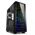 SHARKOON RGB LIT 100 SHARKOON RGB LIT 100 ATX