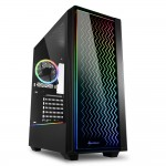 SHARKOON RGB LIT 200 SHARKOON RGB LIT 200 ATX