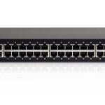 UBIQUITI ES-48-500W MANAGED POE+ SWITCH 48XGBE, 2XSFP, 2XSFP+, 500W