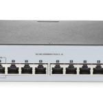 HEWLETT PACK J9979A HPE SWITCH ETHERNET 1820-8GV2 8GBT NOPOE L2 RACK-1