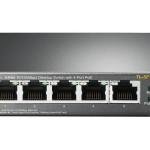 TP-LINK TL-SF1005P 5-PORT 10/100MBPS DESKTOP SWITCH