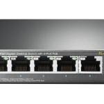 TP-LINK TL-SG1005P 5-PORT GIGABIT DESKTOP SWITCH