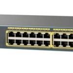 CISCO WS-C2960X-24TS-L CATALYST 2960-X 24 GIGE 4 X 1G SFP LAN BASE