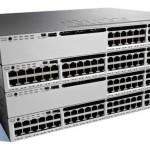 CISCO WS-C3850-12XS-S CISCO CATALYST 3850 12 PORT 10G FIBER SWITCH IP BA