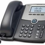 CISCO SPA502G 1 LINE IP PHONE WITH DISPLAY POE PC PORT