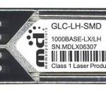 CISCO GLC-LH-SMD= 1000BASE-LX/LH SFP TRANSCEIVER MODULE MMF/SMF DOM