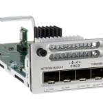 CISCO C3850-NM-2-10G= CISCO CATALYST 3850 2 X 10GE NETWORK MODULE