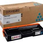 RICOH 407544 TONER CIANO SP C250E 1600 PAGINE PER SPC250SF DN