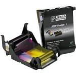 ZEBRA 800011-140 RIBBON YMCKO STAMPANTE CARD ZXP S1 100 PRINT ROLL