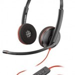 PLANTRONICS 209745-101 BLACKWIRE,C3220 USB-A