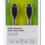 BELKIN F3Y017R1.5MBLK CAVO HDMI STANDARD M-M 1.5M NERO