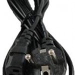 ALCATEL-LUCE 3EH75034AA POWER CORD EUROPE FOR OMNIPCX OFFICE COMPACT ED.