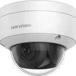 HIKVISION DS-2CD2126G1-IS(2.8MM) EASY IP 4.0 ACUSENSE MINI DOME IP OTTICA FISSA 2MP
