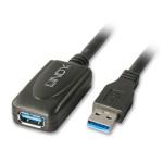 LINDY LINDY43155 PROLUNGA ATTIVA USB 3.0. 5M