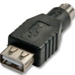 LINDY LINDY70000 ADATTATORE USB A PORTA PS 2