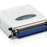 TP-LINK TL-PS110P PRINT SERVER FAST ETHERNET CON PORTA PARALLELA