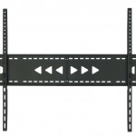 ITB OM-SLIM1000 STAFFA TOP FISSA 1200×900 - BLACK
