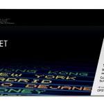 HP INC. CB542A HP LASERJET CP1215/1515 YELLOW CRTG