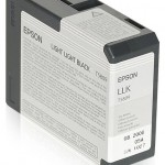 EPSON C13T580900 TANICA INCHIOSTRO ULTRACH K3 NERO LIGHT-LIGHT 80ML