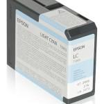 EPSON C13T580500 TANICA INCHIOSTRO ULTRACHROME K3 CIANO CHIARO 80ML
