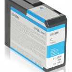 EPSON C13T580200 TANICA INCHIOSTRO ULTRACHROME K3 CIANO 80ML