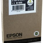 EPSON C13T616400 TANICA INCHIOSTRO GIALLO DURABR.ULTRA B-300 B500DN