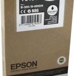 EPSON C13T616100 TANICA INCHIOSTRO NERO DURABR.ULTRA B-300 B500DN