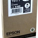 EPSON C13T617100 TANICA INCHIOSTRO NERO DURAB.ALTA CAPACITA B500DN