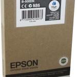 EPSON C13T617200 TANICA INCHIOSTRO CIANO DURAB.ALTA CAPACITA B500DN
