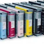 EPSON C13T543600 TANICA MAGENTA-CHIARO ULTRACHROME 110ML