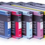 EPSON C13T544700 TANICA NERO-LIGHT INTELLIDGE INK PIGMENTI UCHROME