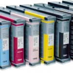 EPSON C13T605500 TANICA EPSON INK CIANO-CHIARO K3 110ML STYLP 4880