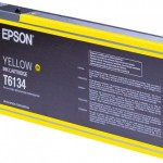 EPSON C13T613400 TANICA INCHIOSTRO GIALLO PER STYLUS PRO 44XX 110ML