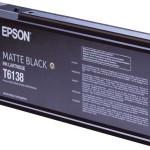 EPSON C13T613800 TANICA EPSON INK NERO-MATTE 110ML STYLUS PRO 4880
