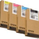 EPSON C13T612800 TANICA INCHIOSTRO EPSON NERO-MATTE 220ML