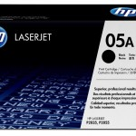 HP INC. CE505A HP LASERJET BLACK PRINT CARTRIDGE
