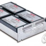 APC RBC24 BATTERIE SOSTITUTIVE SMART RACK 2U SU700-1400RMI2U
