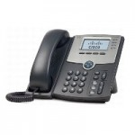 CISCO SPA504G 4 LINE IP PHONE WITH DISPLAY POE AND PC PORT