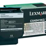 LEXMARK C540H1KG TONER LEXMARK NERO PER C54X X54X DA 2.5K