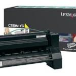TONER LEXMARK GIALLO PER C780 DA 6K