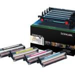 LEXMARK C540X74G IMAGING KIT NERO E COLORE DA 30K PER C54X