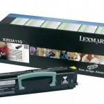 TONER LEXMARK PER  X203N-X204N DA 2.5K